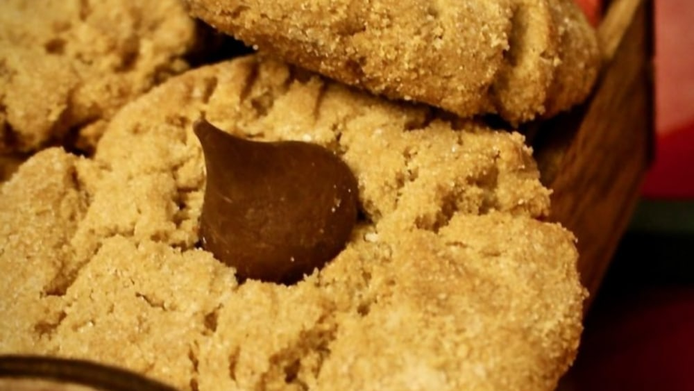 Image of Gluten-Free Peanut Butter Kiss Cookies
