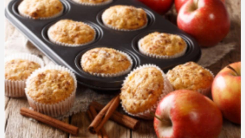 Image of Gluten-Free Apple Muffins