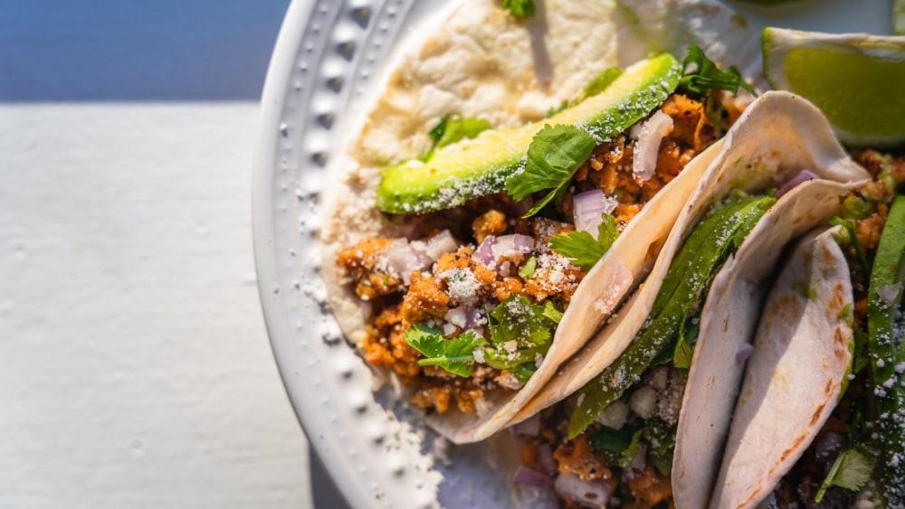 Image of Vegan Carne Asada Tacos