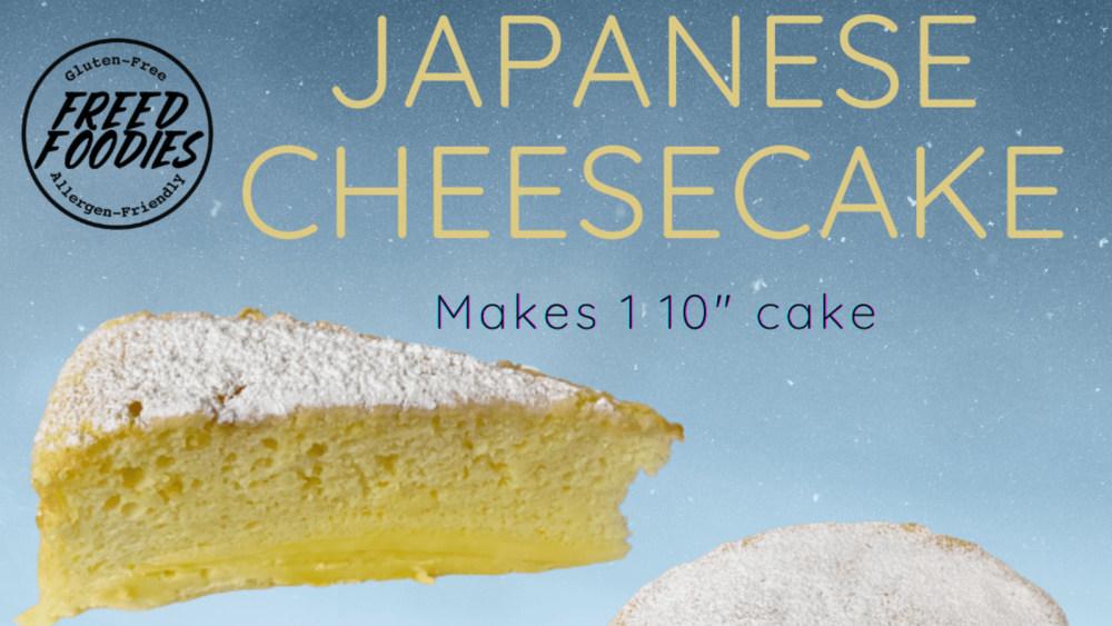 Image of Japanese Cheesecake