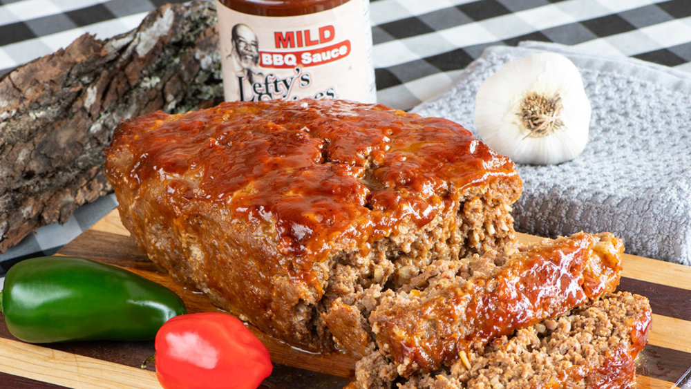 Image of BBQ Meatloaf