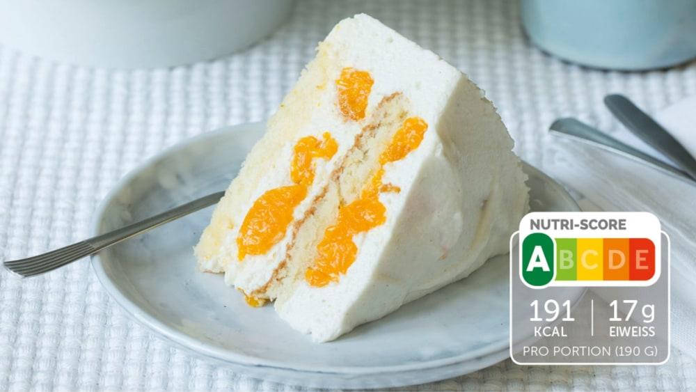 Image of Mandarinen-Kuchen