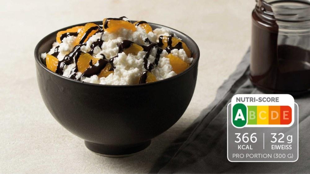 Image of Kokos-Porridge mit Mandarinen
