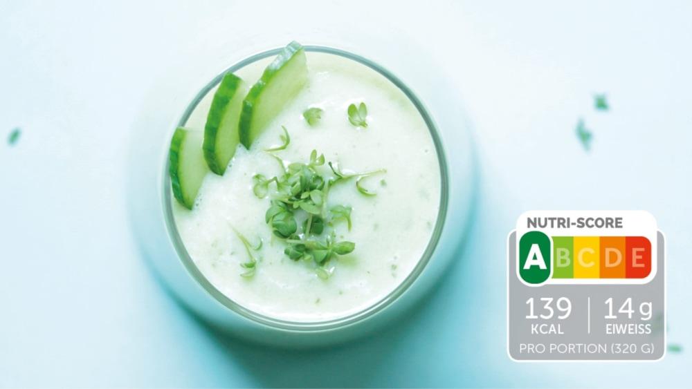Image of Eiweiß-Shake mit Avocado