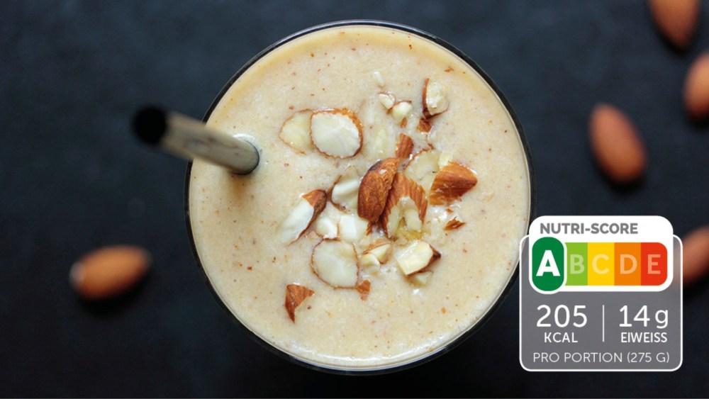 Image of Eiweiß-Shake mit Mango und Maca