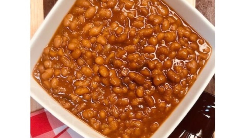 Image of Easy BBQ Pork and Beans