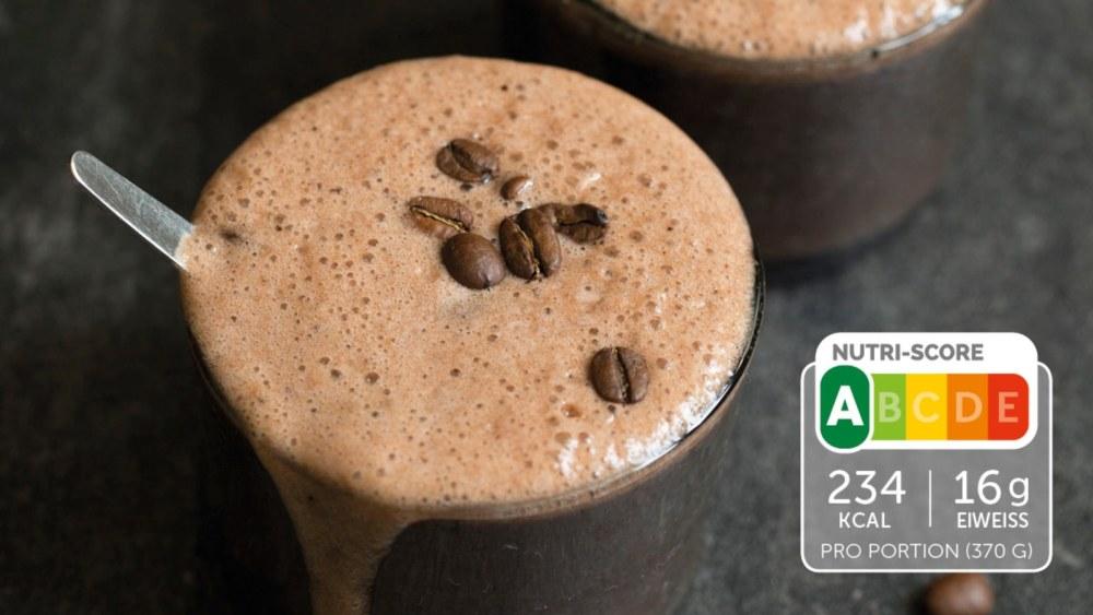 Image of Eiweiß-Shake mit Espresso