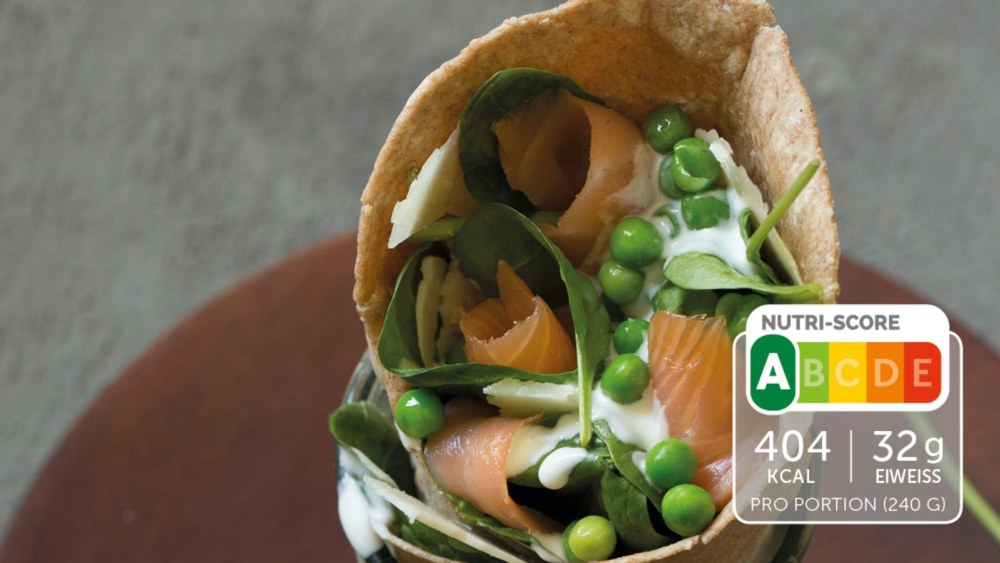 Image of Lachs-Wrap