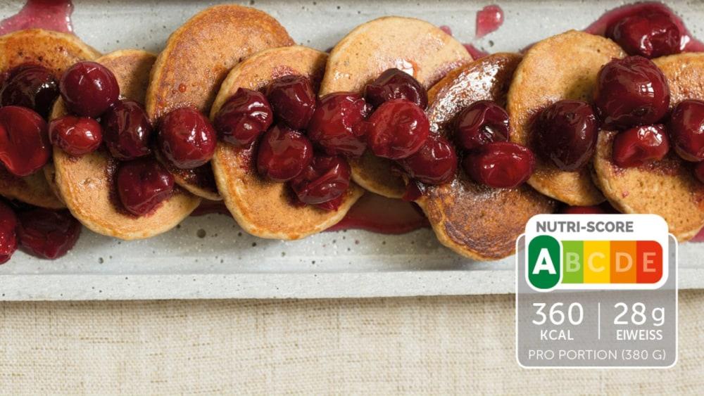Image of Selbstgemachte Dinkel Pancakes