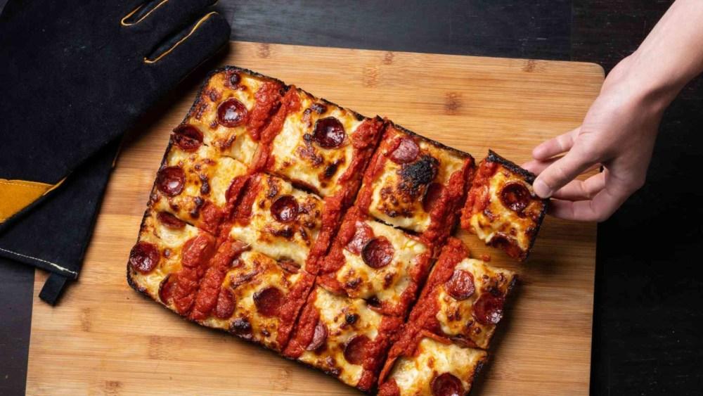 Image ofDetroit-style Pizza