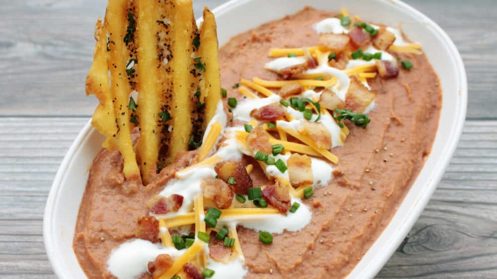 Image of Chipotle Bean Baked Potato Dip