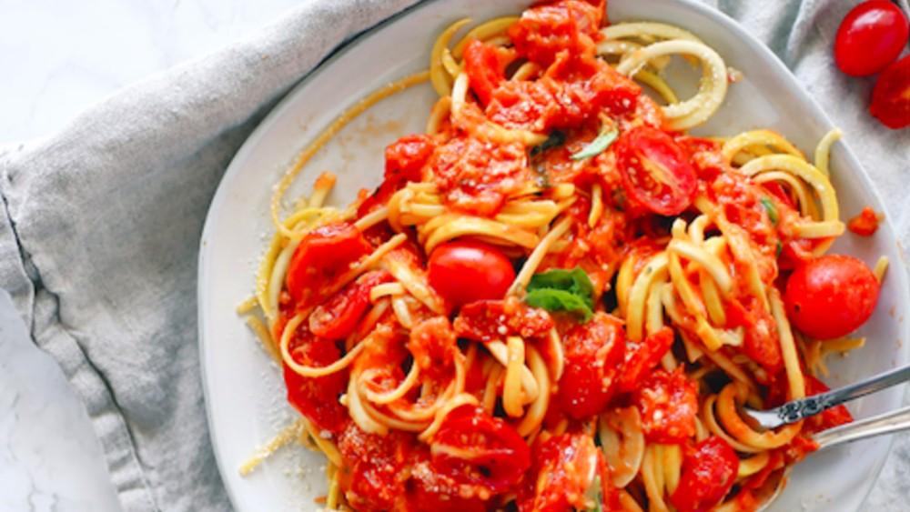 Image ofTomato Burst Pasta