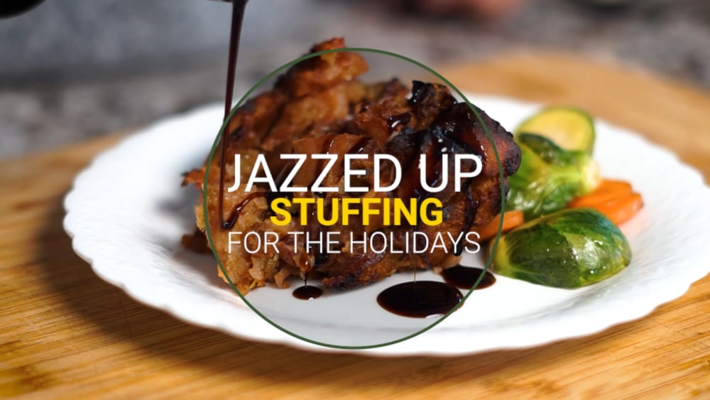 Image of Jazzed Up Stuffing