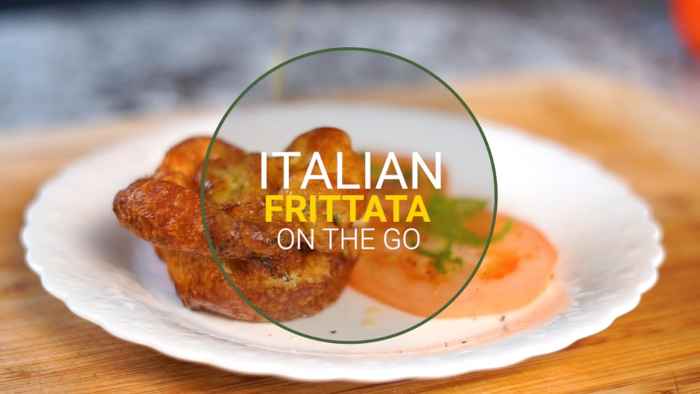 Image of Italian Frittata On the Go