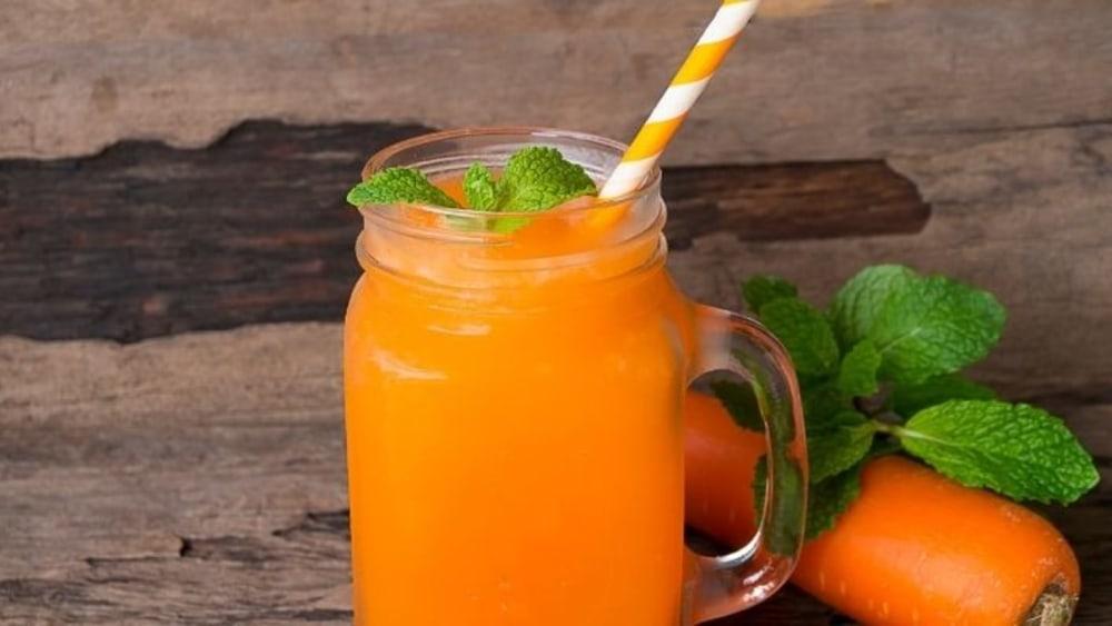 Image of Republic Day Special Organic Ashwagandha Carrot Juice