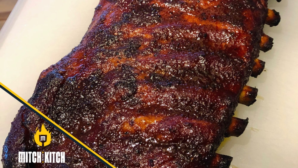 Image ofMitch in the Kitch Recipe: Baby Back Ribs