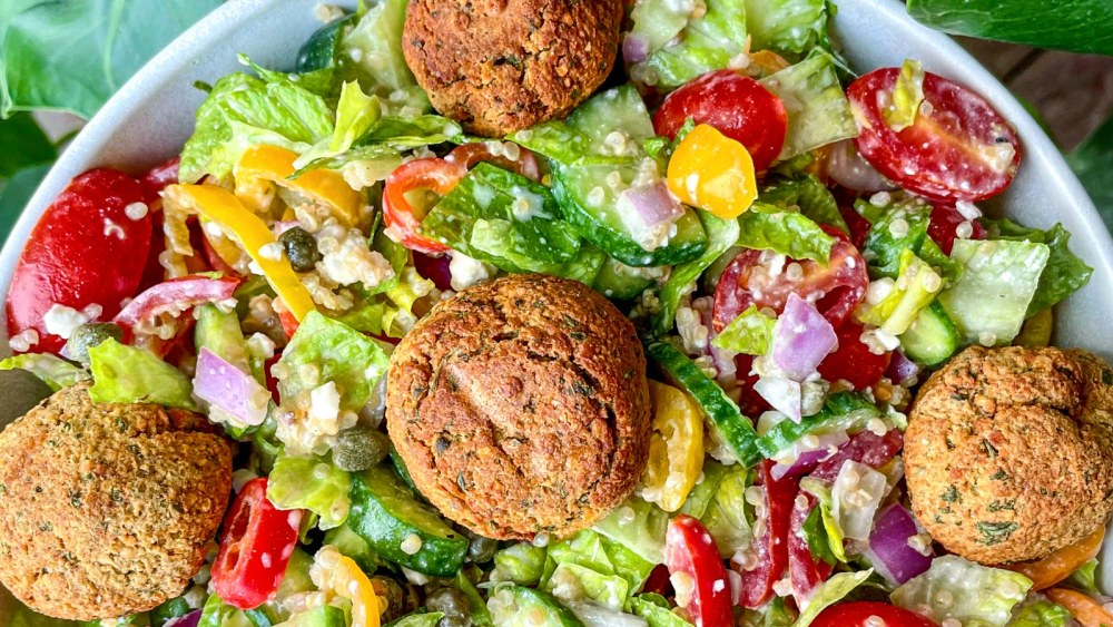 Image of Falafel Salad