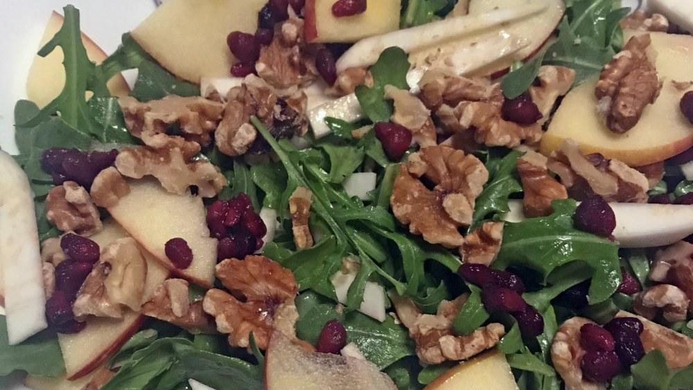 Image of Apple, Celery Root & Walnut Salad