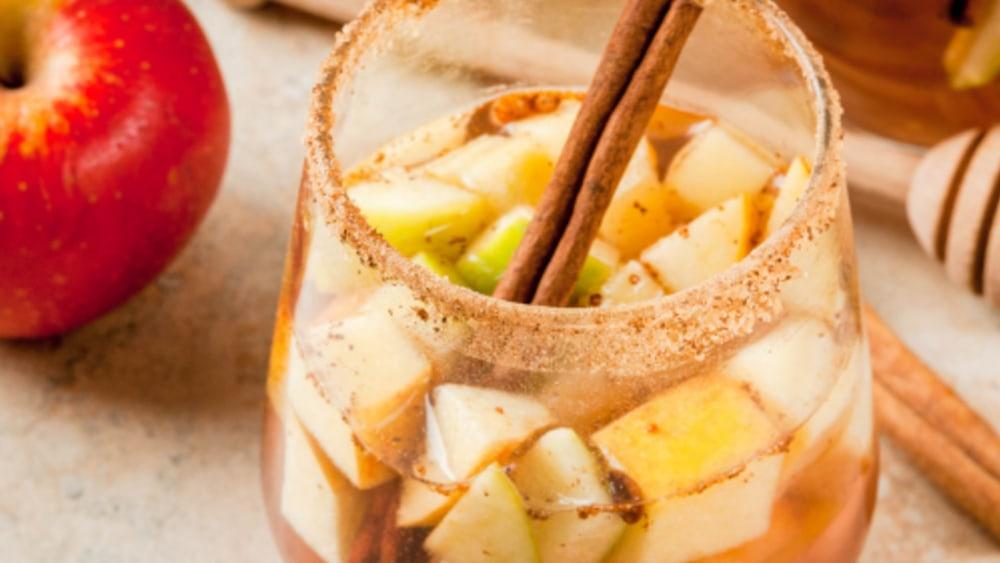 Image of Apple Spice Sangria