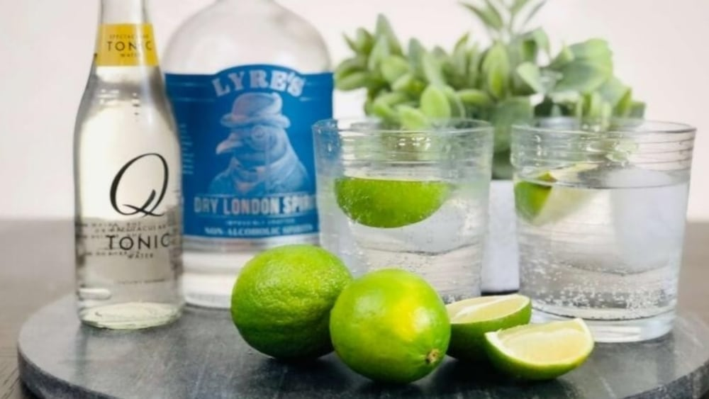 Image of Lyre's Dry London Spirit Non-Alcoholic Gin and Tonic