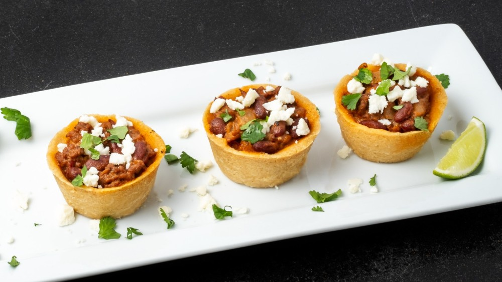 Image of Chipotle Bean & Beef Tamale Cups