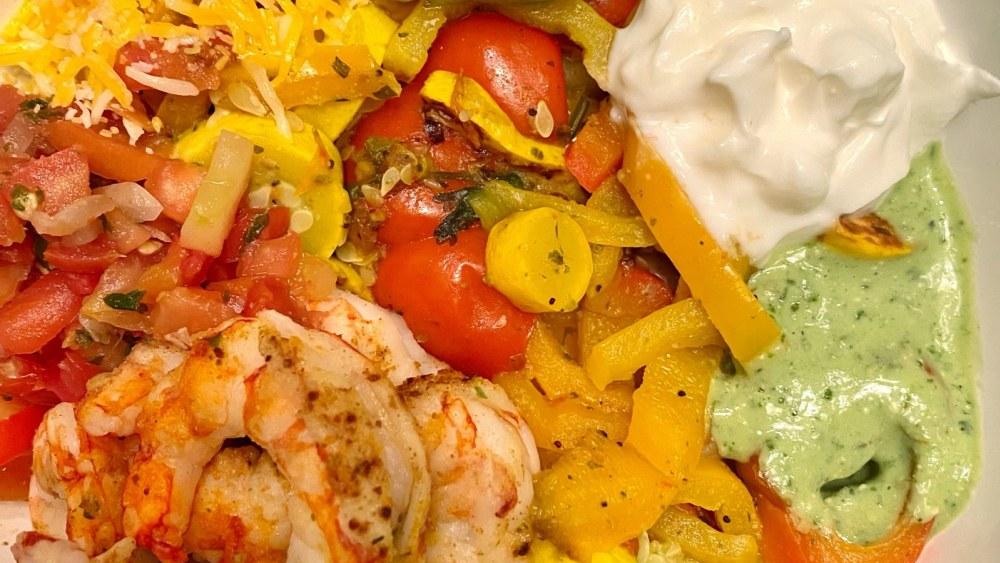 Image ofCitrusy Garlic Shrimp Bowls
