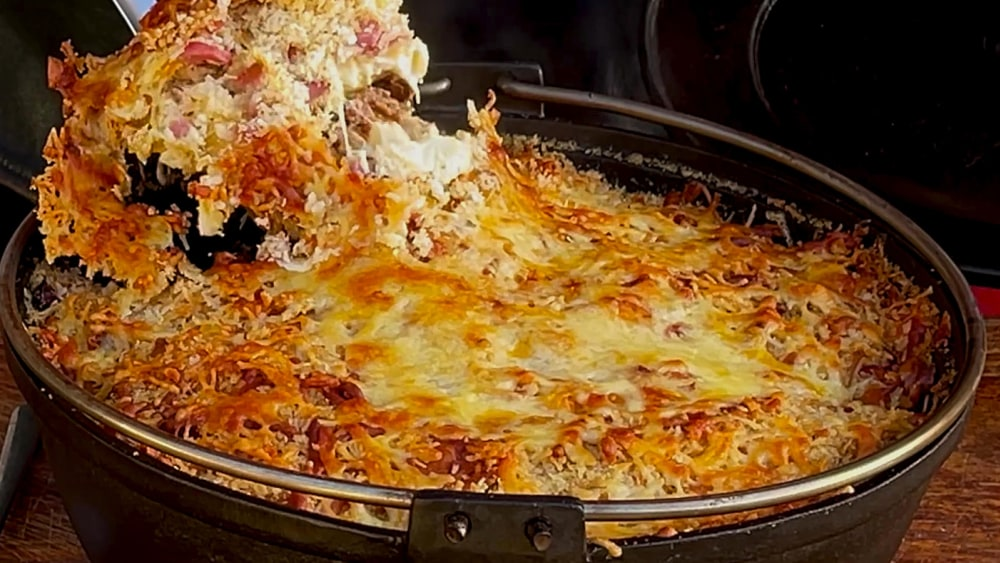 Image of Pulled Pork Mac n Cheese