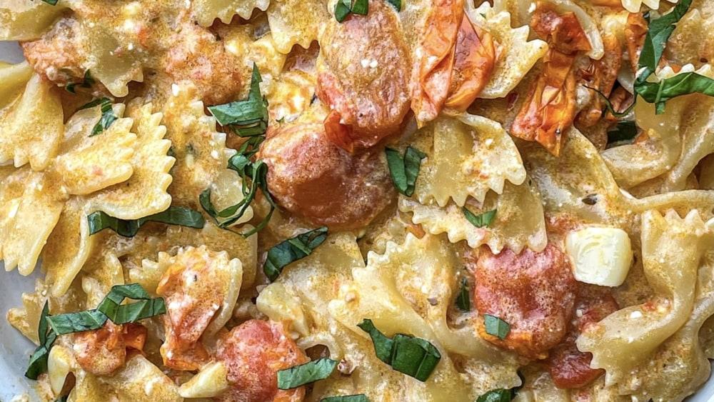Image of Feta Pasta
