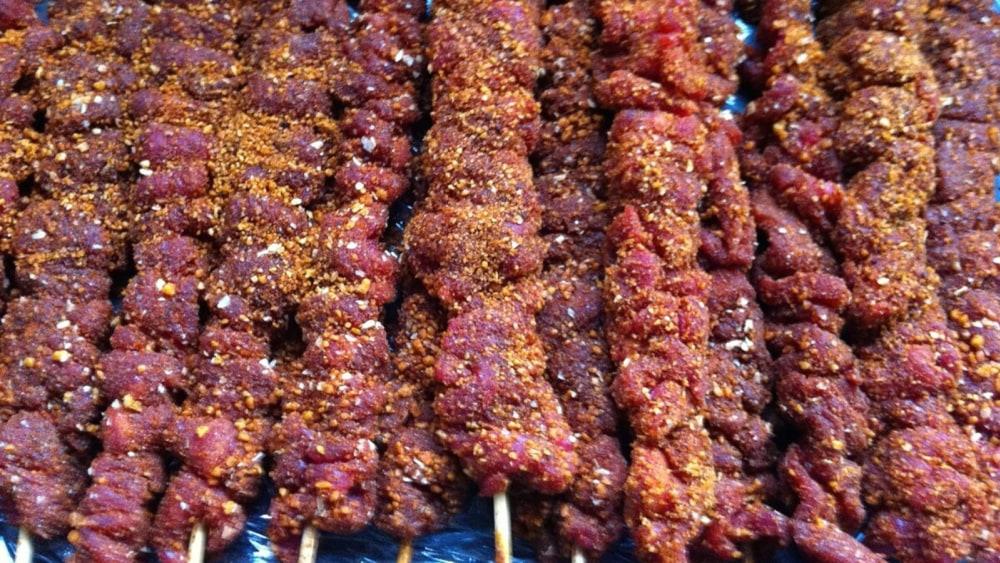 Image ofNigerian Beef Suya