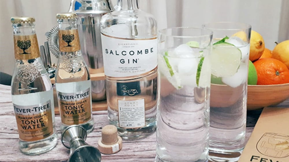 Image of A classic Gin & Tonic