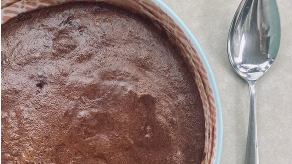 Image of A Decadent French Chocolate Mousse