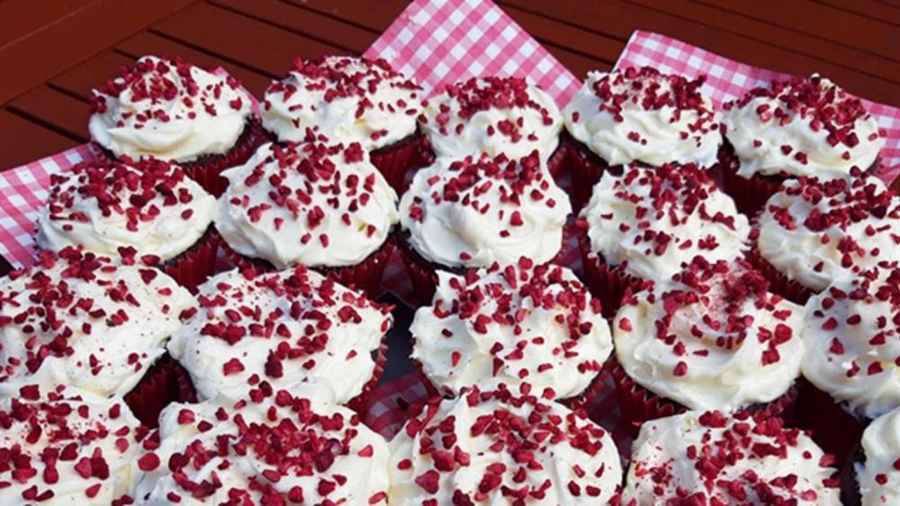 Image of Red Velvet Cupcakes