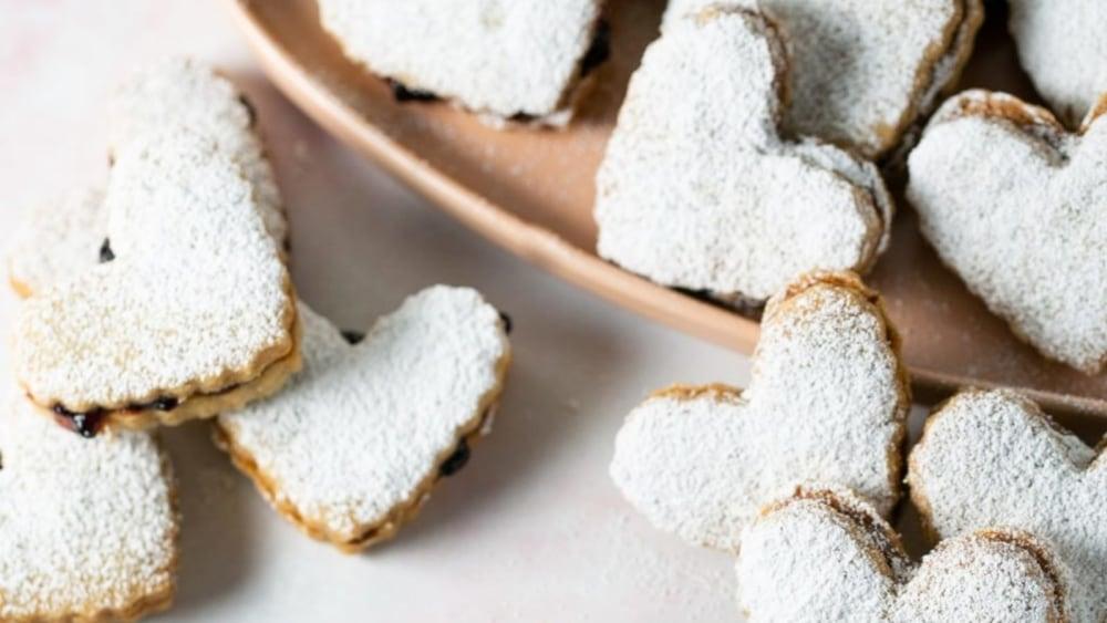 Image of Vegan Butter Sandwich Cookies