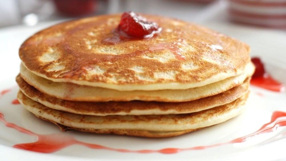 Image of Classic Almond Pancakes