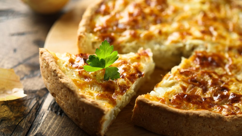 Image of Dutch Oven Quiche: A Simple Camp Breakfast
