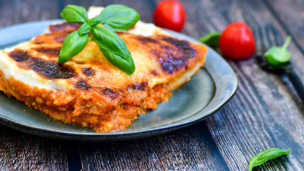 Image of Dutch Oven Lasagna: A Cast-Iron Recipe Over a Campfire