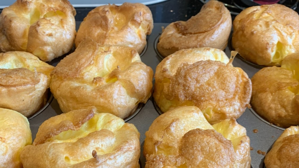 Image of The Best Ever Gluten Free Yorkshire Puddings!