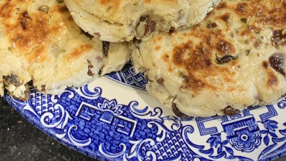 Image of 4 Ingredient, Gluten Free, Dairy Free, Yeast Free Naan Bread
