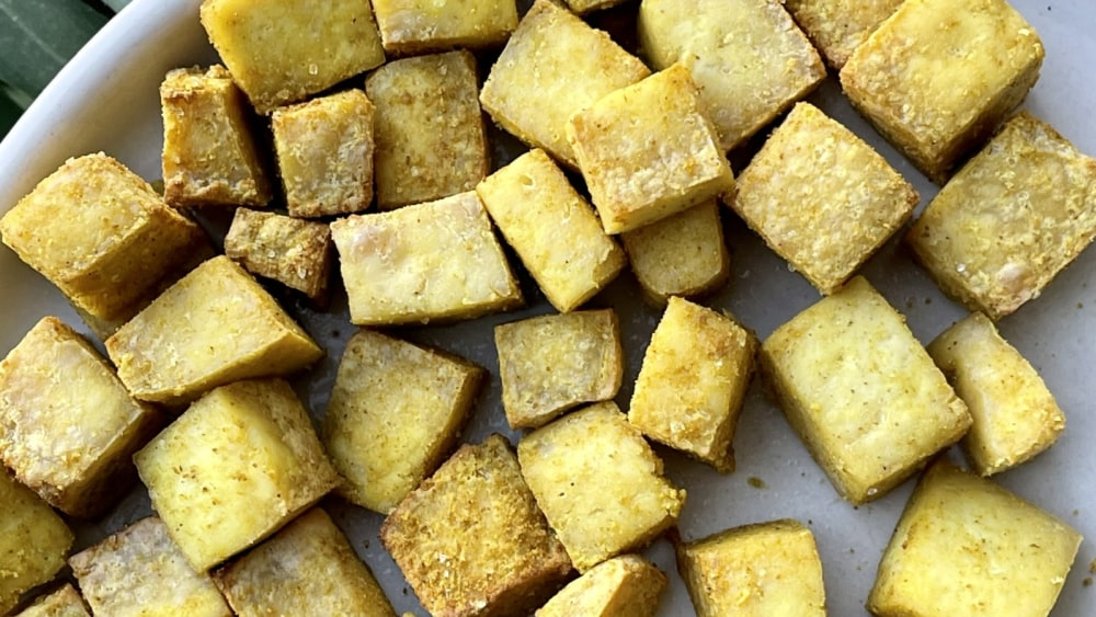 Image ofCrispy Tofu