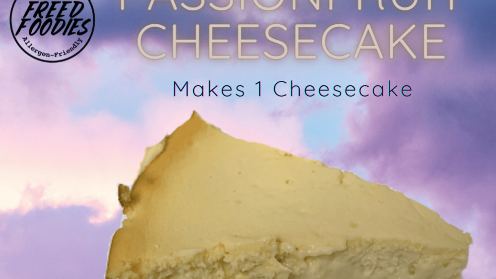 Image of Passionfruit Cheesecake