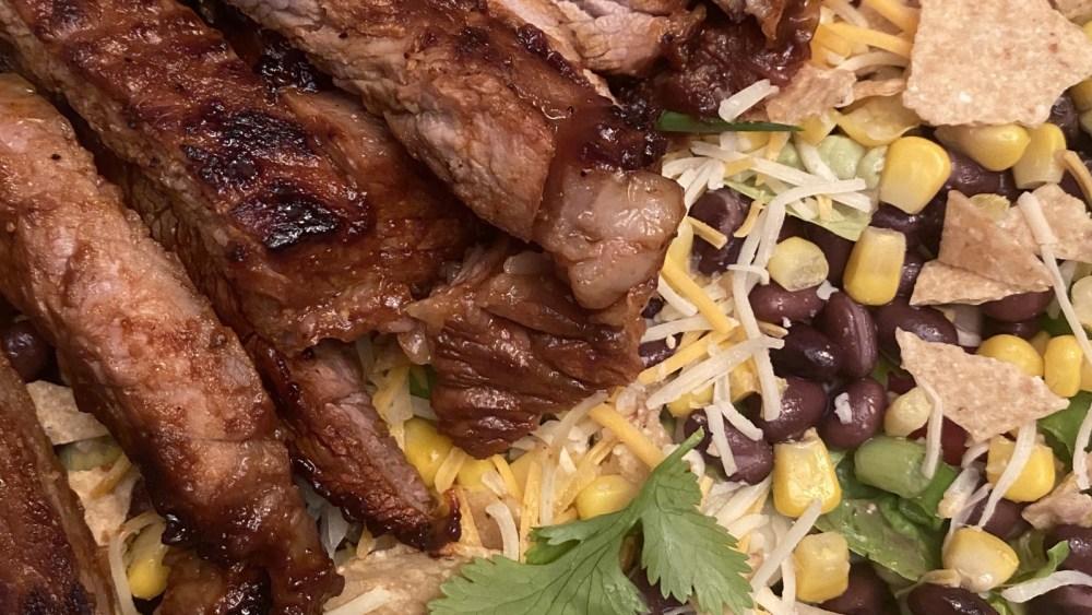 Image of BBQ Beef Salad