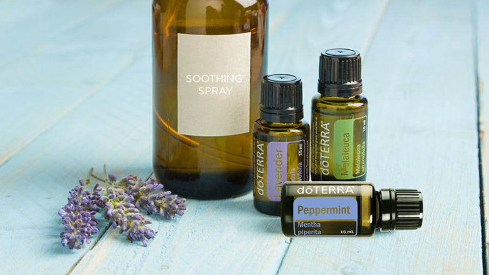 Image of Make your own DIY After Sun Soothing Spray