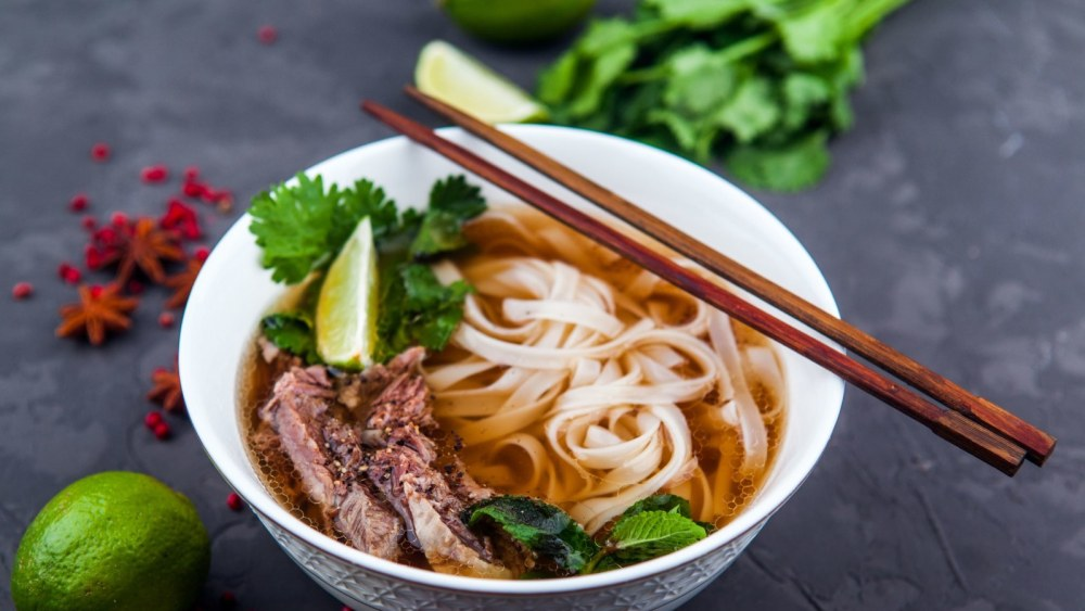 Image of Collagen-Rich Homemade Pho