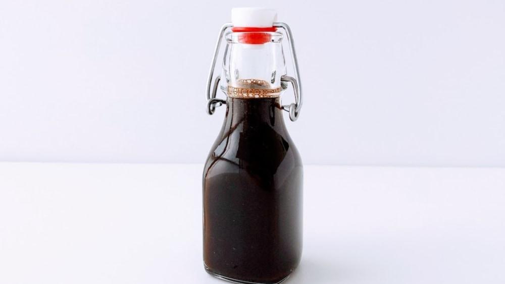 Image ofHojicha Simple Syrup