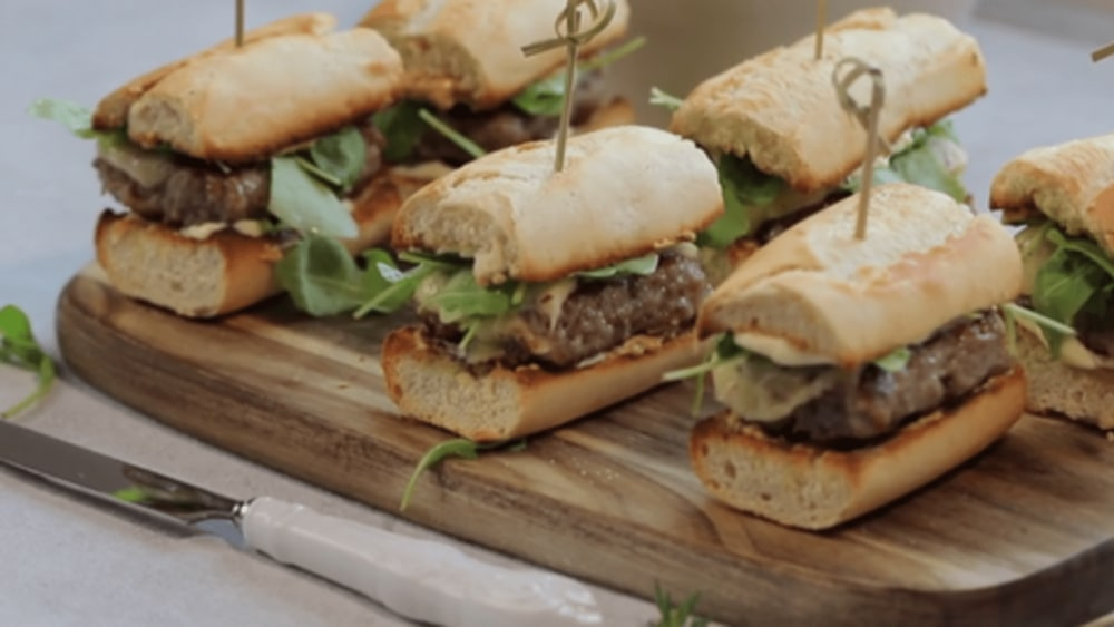 Image of ZIGANTE SANDWICH WITH TRUFFLE CHEESE