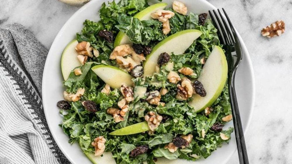 Image ofKale Date & Apple Salad