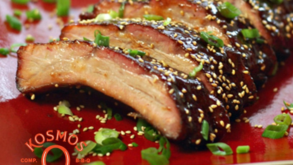 Image of Sweet, Spicy & Sticky Asian Ribs