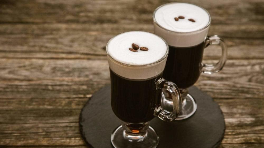 Image of Jameson Irish Coffee Cocktail Recipe