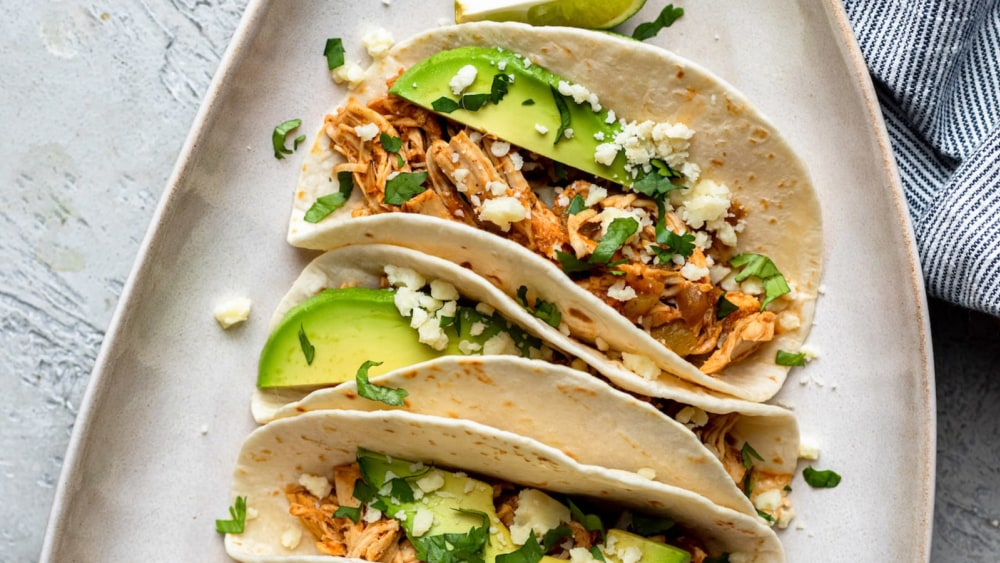 Image ofPineapple Salsa Chicken Tacos