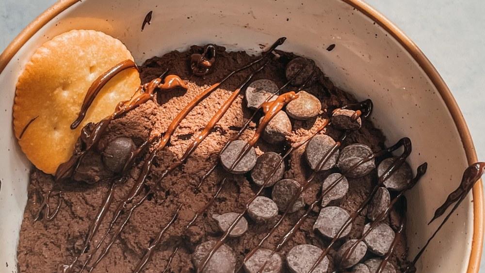 Image of Brownie Batter Hummus
